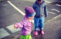 Kinderkleidung für den Herbst / Winter
